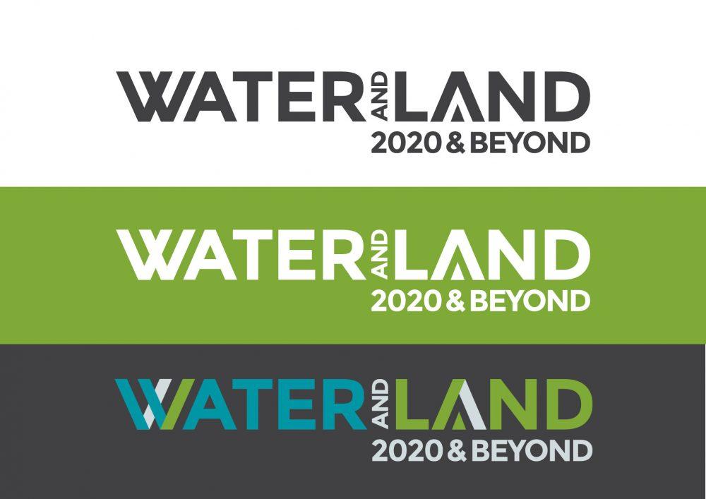 Water & Land branding